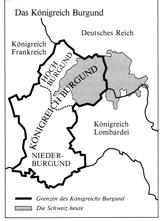 Königreich Burgund
