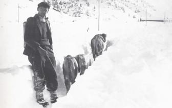 Bauer im Malbun, 1948