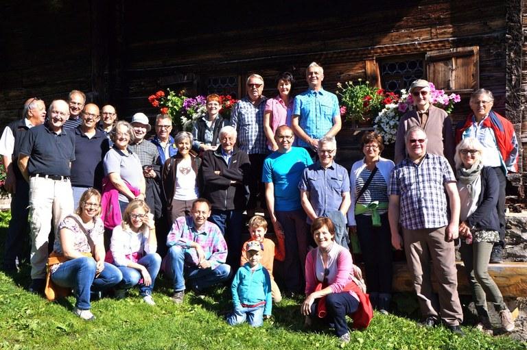 Jahresversammlung der IVfW im Safiental, Foto: Josef Eberle