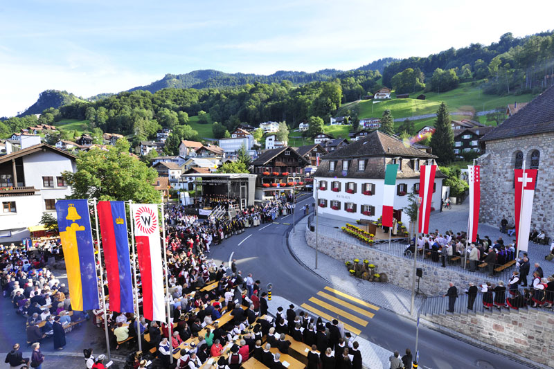 Walsertreffen Triesenberg