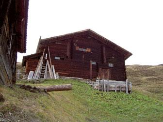 Graubünden Alpe