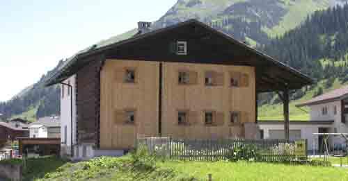 Huaberhuus