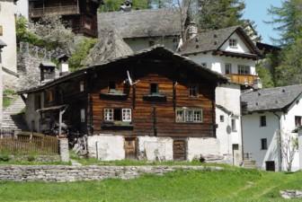 Häuser Bosco Gurin