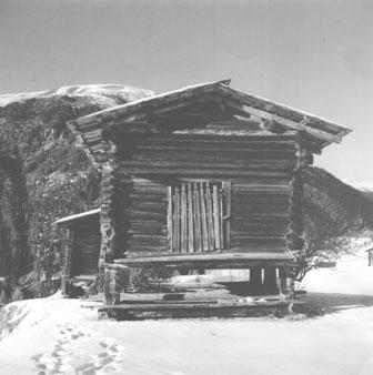 Speicher in Graubünden