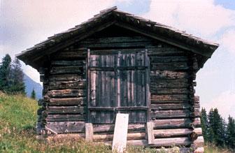 Stall Graubünden heute