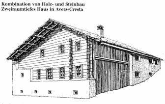 skizze Haus