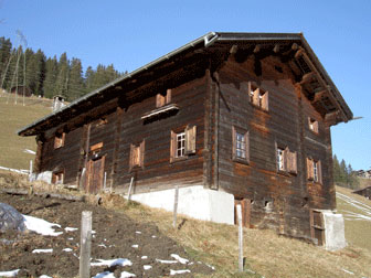 Graubünden Haus