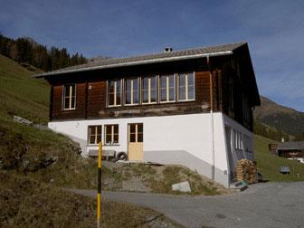 Schulhaus Zölan