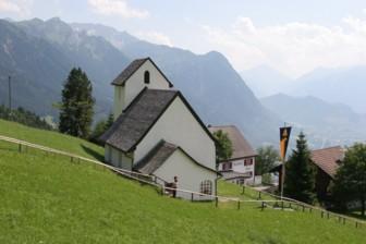 Kapelle Masescha