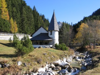 Kapelle Steg