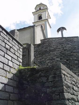 Kirche 2 Bosco Gurin