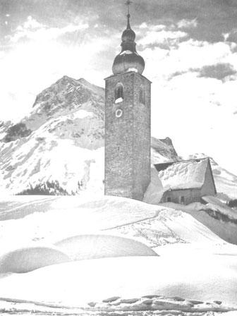 Pfarrkirche Lech