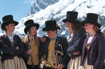 Musikanten in Galtür