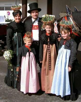 Walser Hochzeit 2002