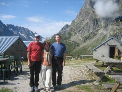 auf der Alp Loriaz