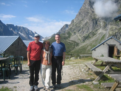 A l`alpage de Loriaz