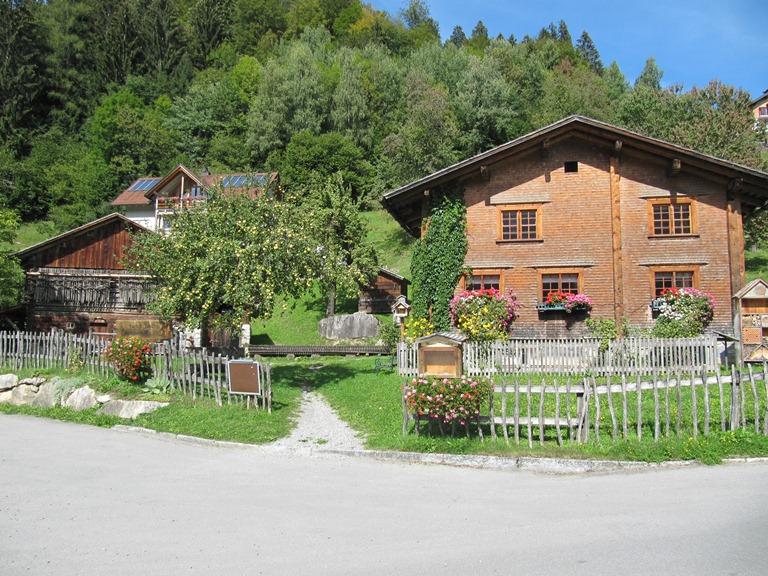 Paarhof Buacher Bürserberg