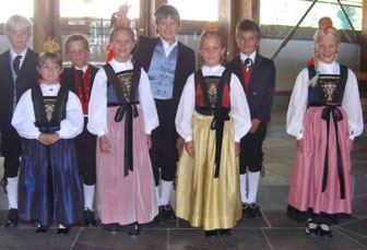 Kinder Tannenberg
