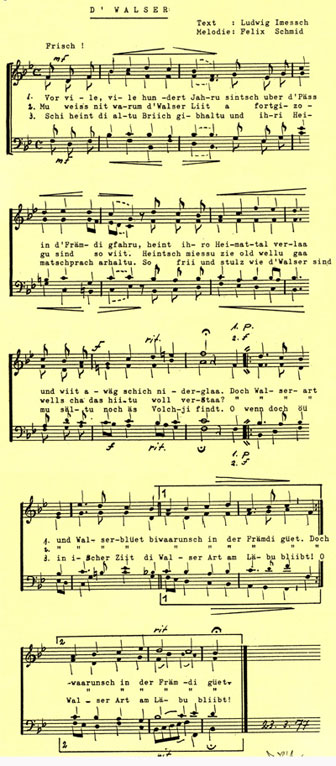 Walser Hymne