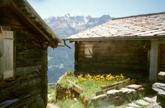 Hütten von Finilu